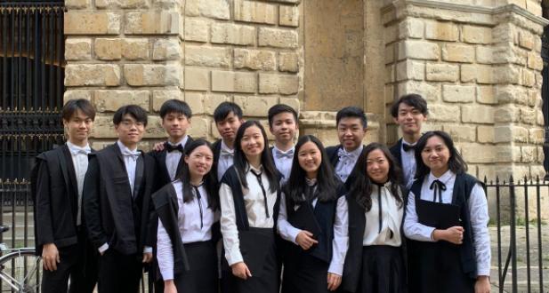 Class of 2020 Sharing – Charmaine Yuen