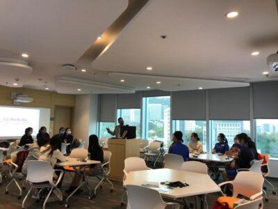CUHK – A Visit to the CUHK Medical Centre